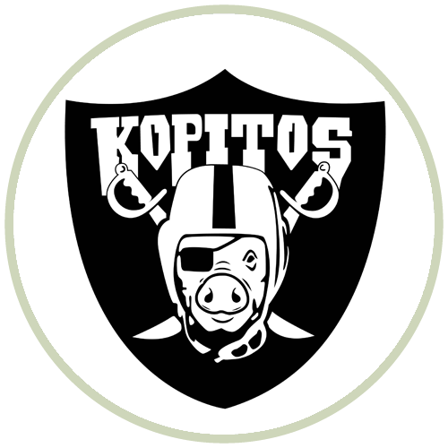 Logo for Kopitos located in Dundee Oregon