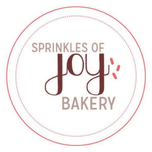 Sprinkles of Joy Bakery Newberg Oregon Logo